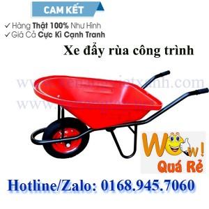 Xe đẩy rùa công trình 200kg DR200