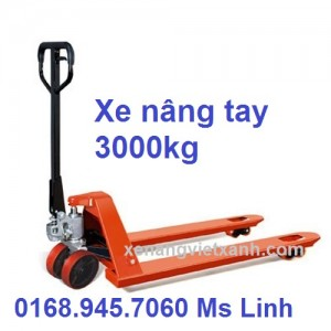 Xe nâng tay 3000kg NT30S/M