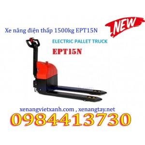 Xe nâng pallet điện 1500kg CBD15