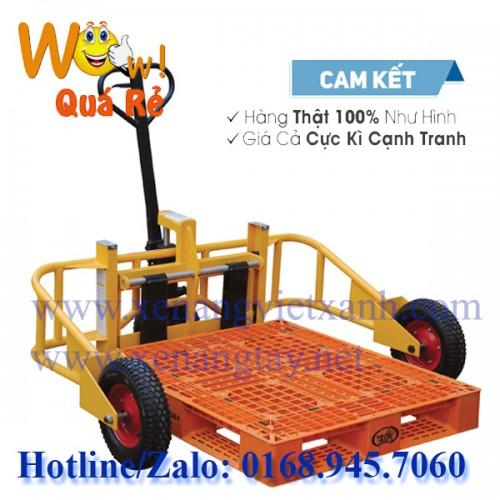 Xe nâng tay địa hình 1200kg NTT1200
