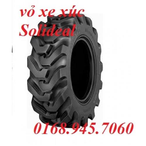 VỎ XE XÚC 10-16.5 Solideal