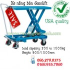 Xe nâng mặt bàn 300kg Gamlift USA
