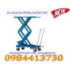 Xe nâng mặt bàn 800kg Gamlift USA